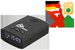 POI Pilot 6000 (Deutschland, Österreich & Schweiz)