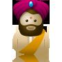 Ranjith, der Inder (Lustige Stimmen)
